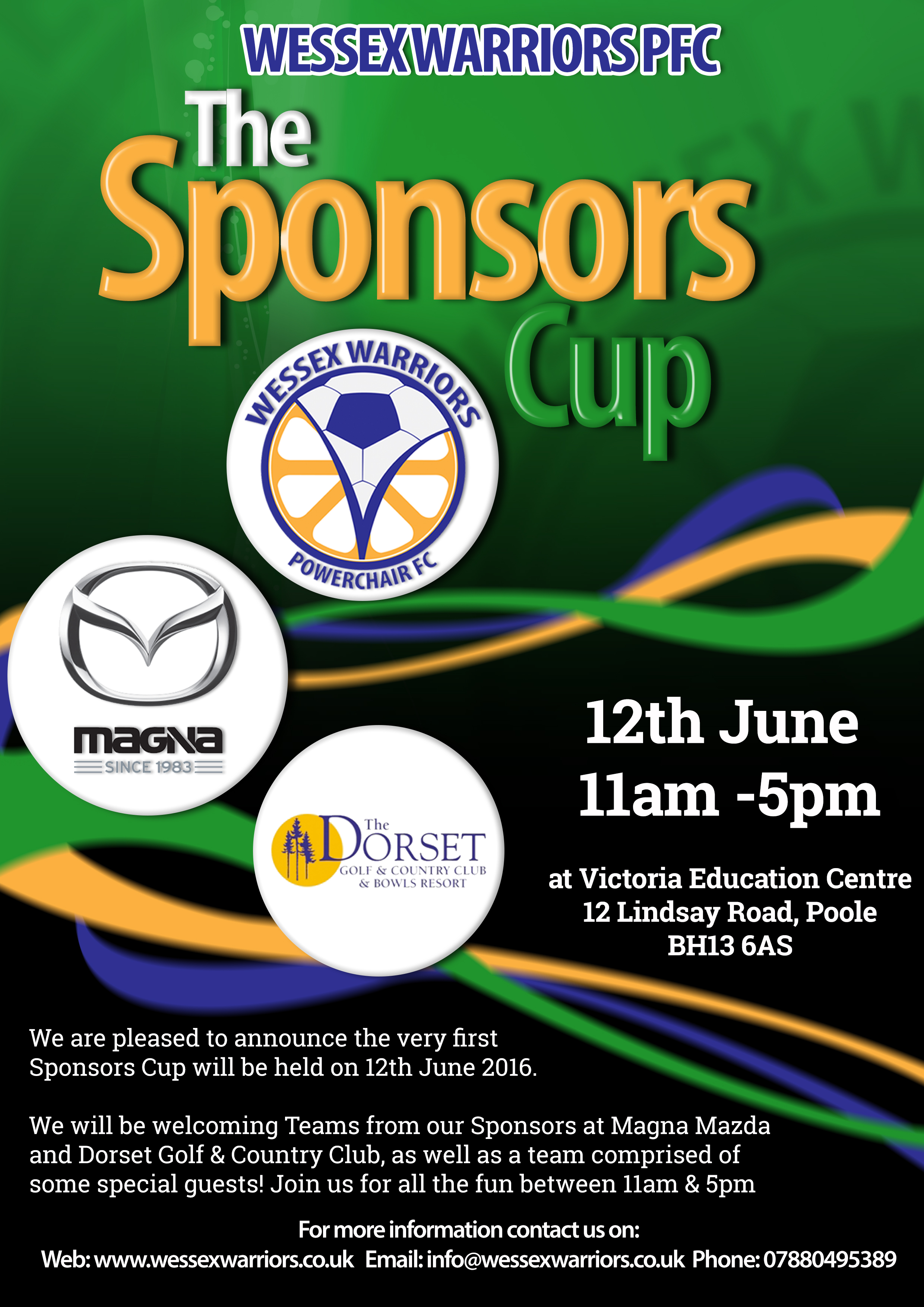 Sponsors Cup